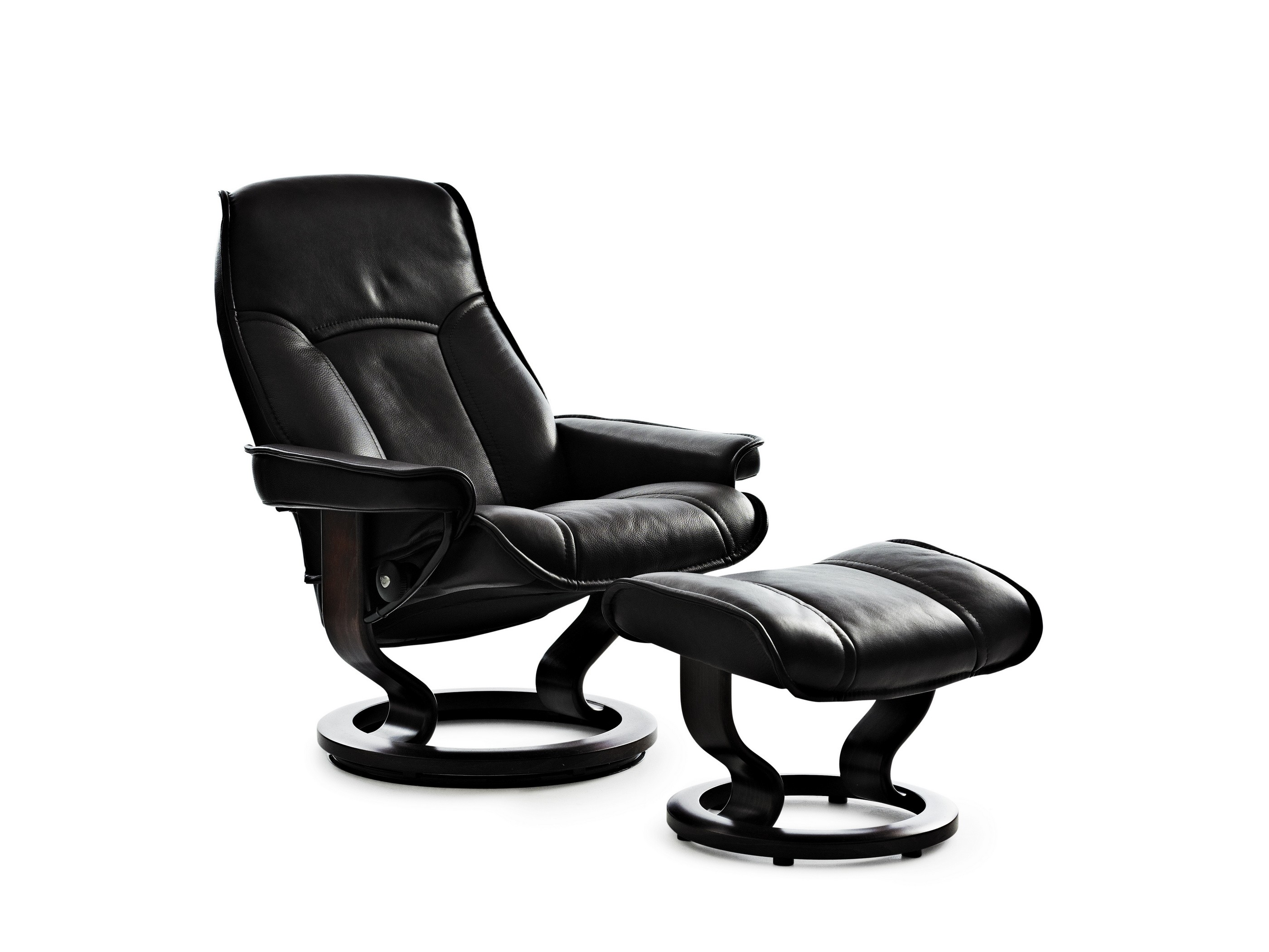 Ekornes Chairs Ekornes Stressless Senator Governor Recliner With