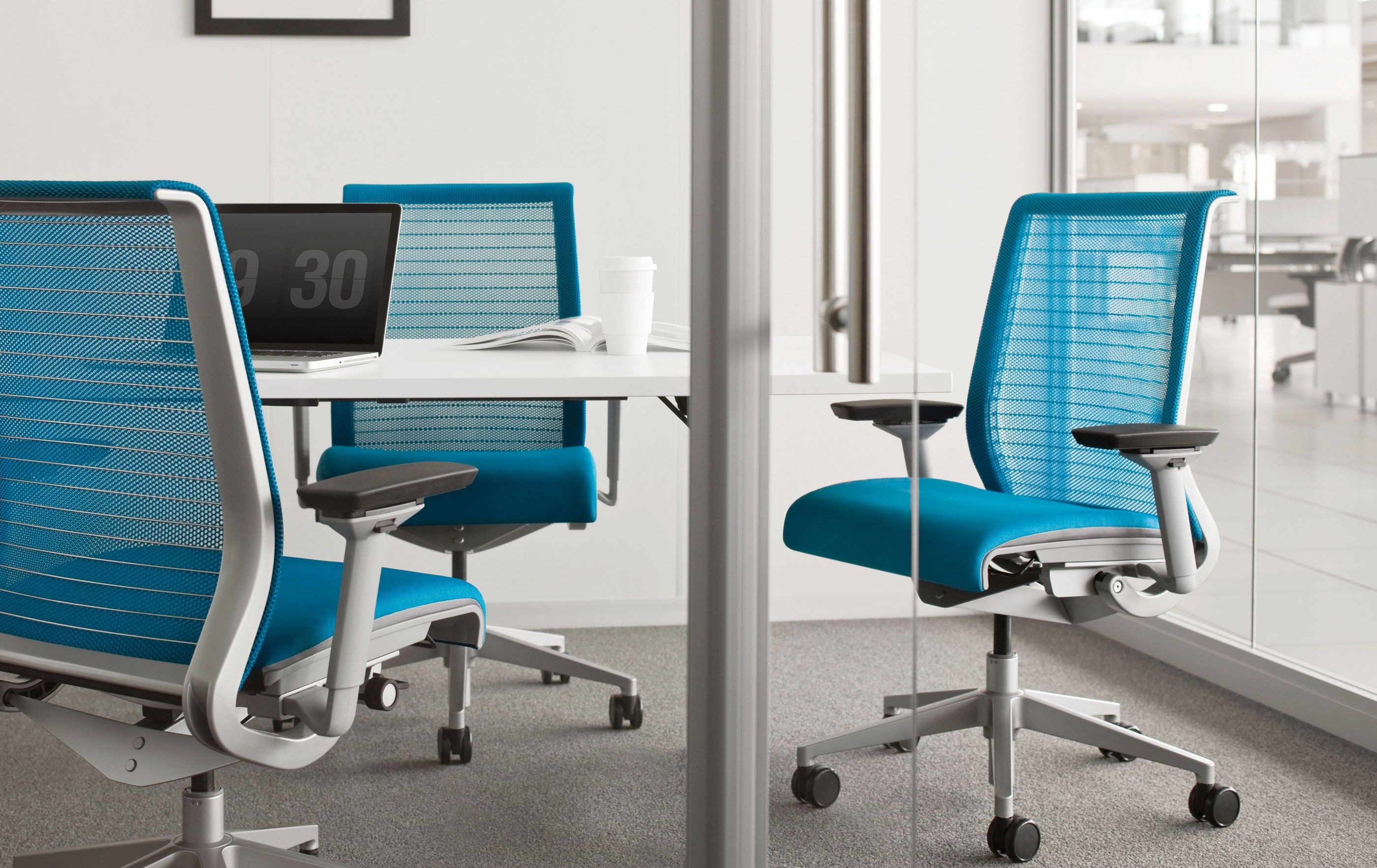 Steelcase Think Chair Think Chair Steelcase Think Chairs The Back Store