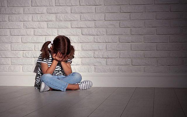 Agressão sexual em crianças