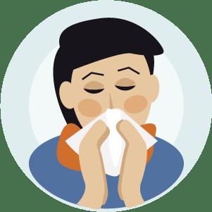 cómo evitar la alergia estacional