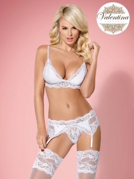 cheez blanc valentina lingerie
