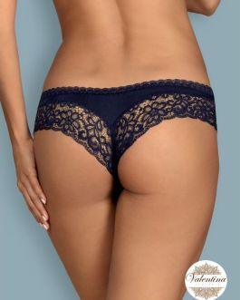 Culotte Saphir bleu nuit