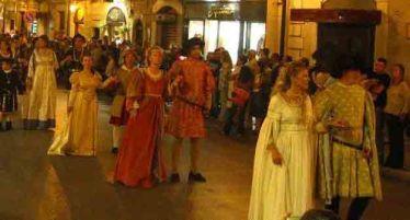 1500 Fashion in Barletta - Reenactment Feb.13