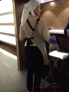 Patrizia Perrone apron back side