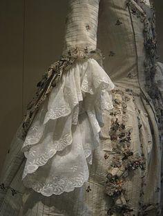 Kenneth Sanderson's 18th Century Dress