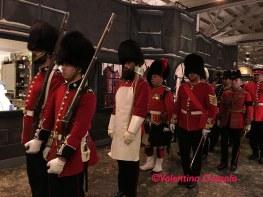 Queen's soldiers