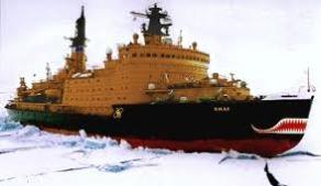 Nuclear-powered icebreaker