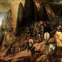 Pieter Bruegel the Elder. Conversion of St Paul