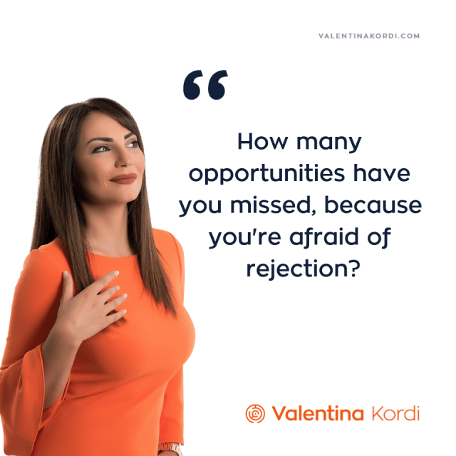 Rejection is just a point of view