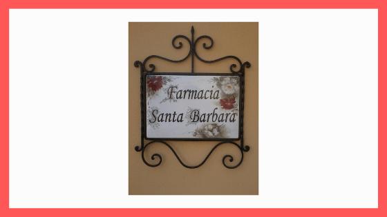 Farmacia Santa Barbara - Rosignano M.to (AL): Nuove Date!