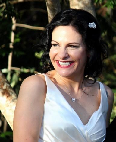 Julia Wedding Hair and Makeup