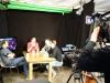 Almost Daily: Fernsehen filmt Internet-Fernsehen