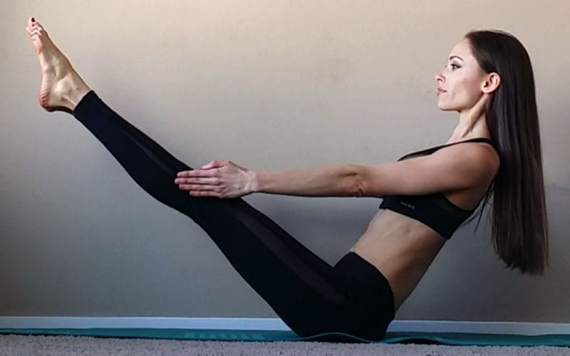 Core Workout To Strengthen The Link Between Upper And