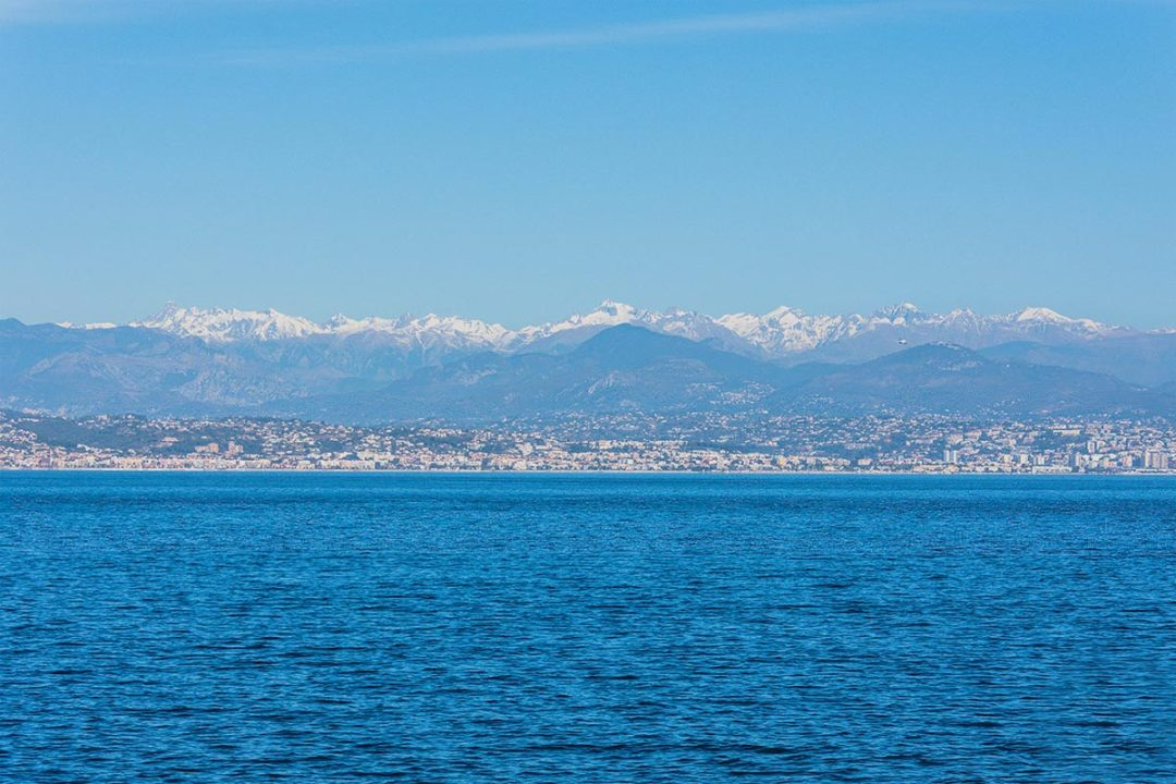 From Corsica to Nizza