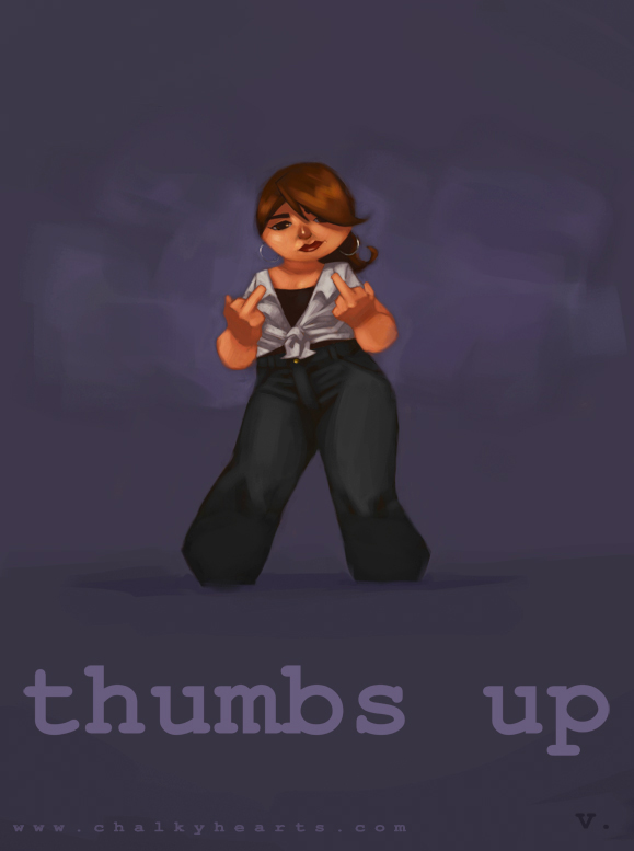 0038 Thumbs Up