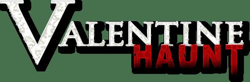 Valentine Haunt Sacramento Logo