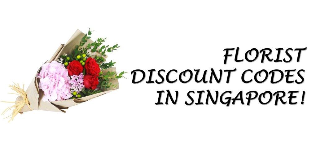 florist discount code singapore