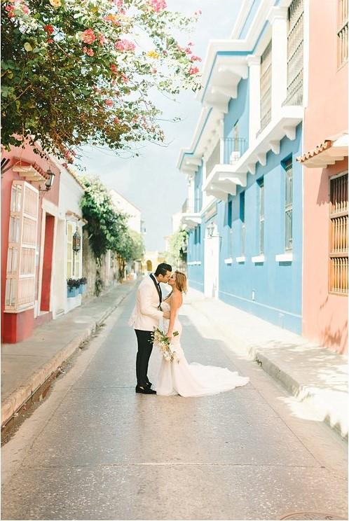 Colombia Wedding Elizabeth Fogarty Photography