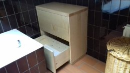 Commode assortie
