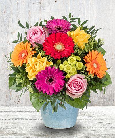 Blumen zum Valentinstag verschicken  mit Valentins