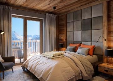 Chambre Style Chalet | Deco Chambre Style Chalet Elegant Chambre ...