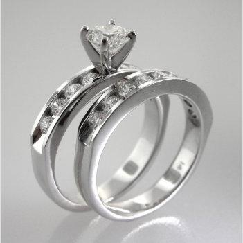 Valenzya Matching Diamond Rings
