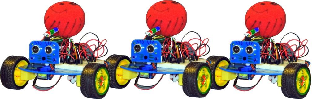 robot realized by arduino valeria cagnina