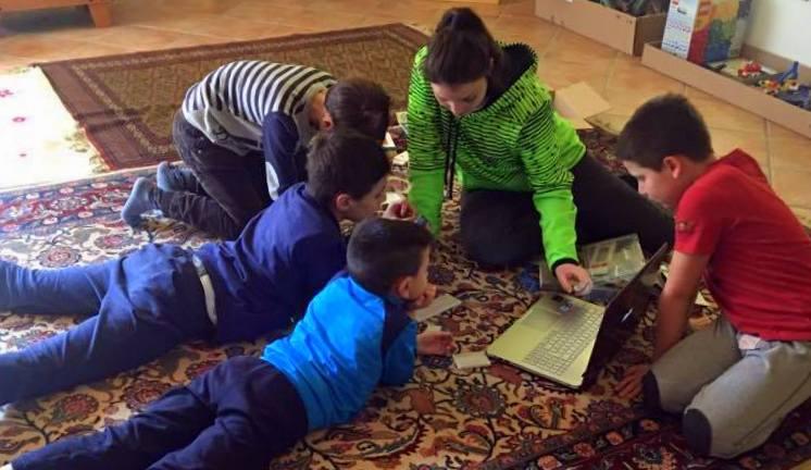 valeria cagnina courses children
