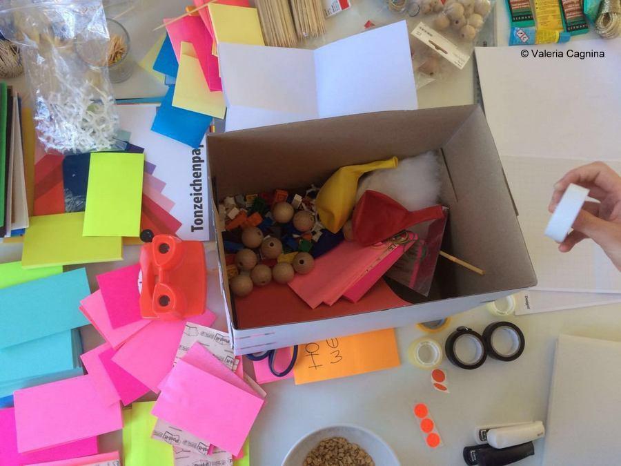 Design Thinking e Service Design alla Jam di Monaco prototipazione
