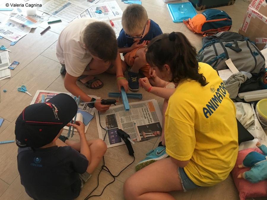 team working scuola tech digitale robotica valeria cagnina