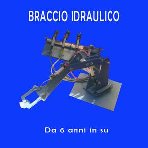 Corsi da 3 a 6 anni di robotica per bambini ad alessandria valeria cagnina braccio idraulico