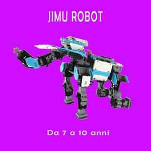 corso jimu robot da 7 a 10 anni robotica valeria cagnina alessandria