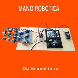 corso mano robotica da 10 anni in su robotica valeria cagnina alessandria