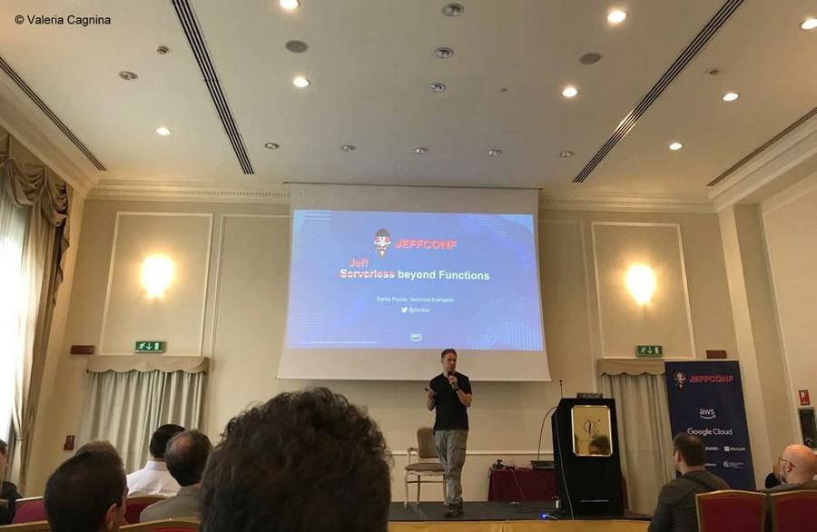 jeffconf conferenza serverless milano 2017