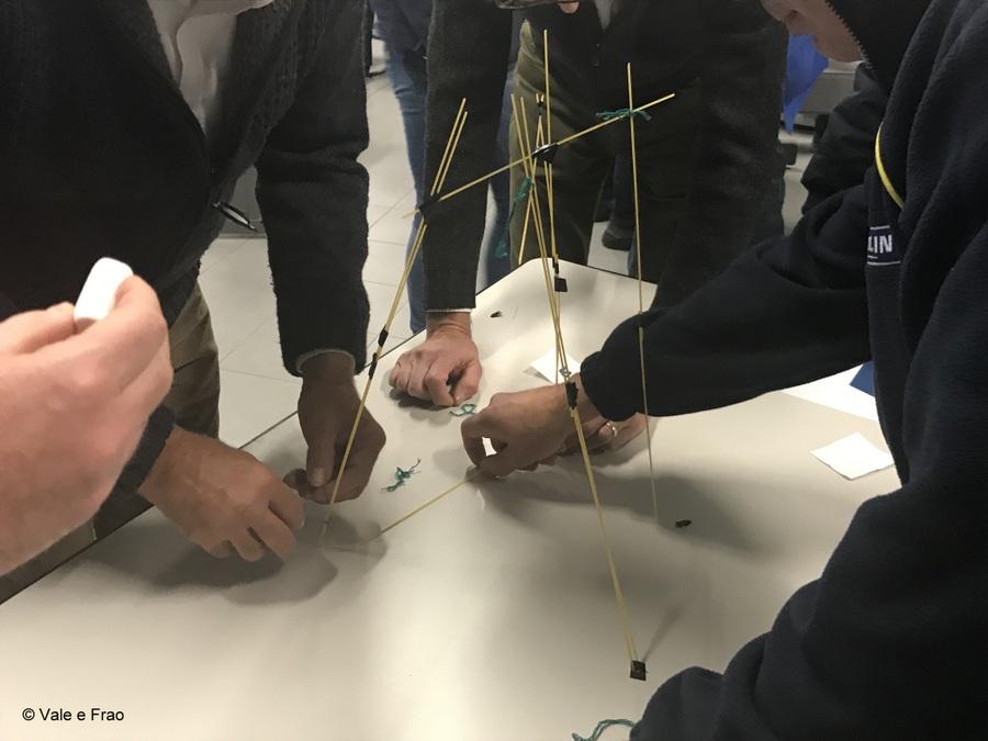 Formazione e team building in azienda: Michelin creare