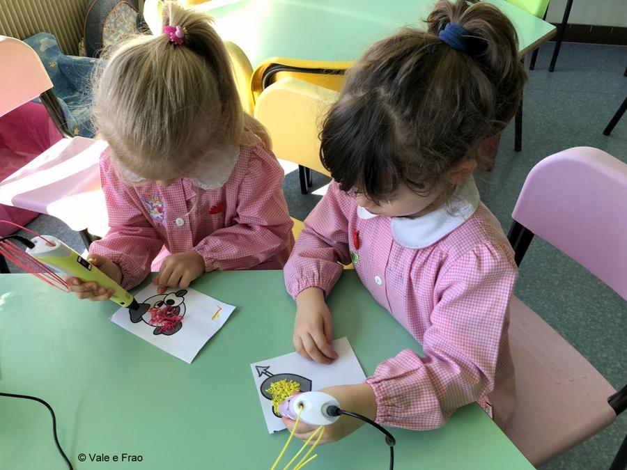 Corso per bambini dell'Asilo e di 1° elementare ad Alessandria
