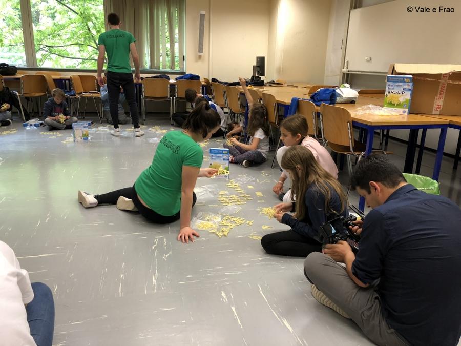 Laboratori a Lugano Ated4kids laboratorio gruppi