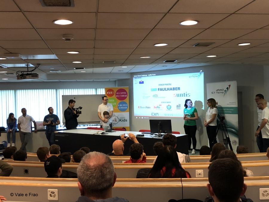 Laboratori a Lugano Ated4kids attività presentazione