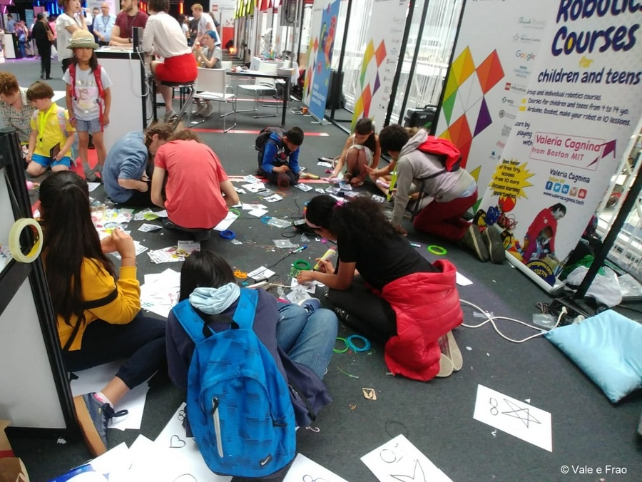 MakersTown 2018: fiera maker a Bruxelles apprendimento