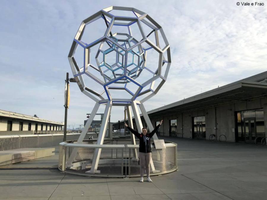 visitare Exploratorium il museo della scienza di San Francisco California viaggio