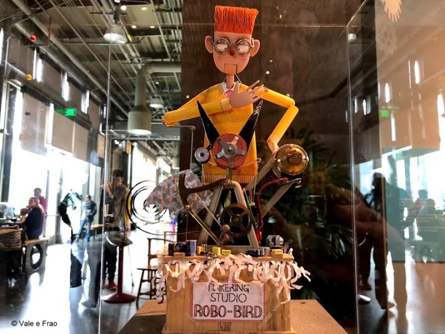 visitare Exploratorium il museo della scienza di San Francisco California toccare e provare