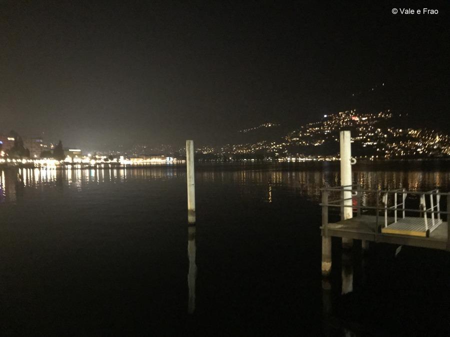 Conferenza a Lugano: sono speaker. Serata a Lugano