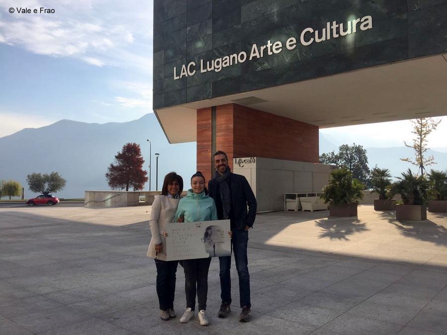 Conferenza a Lugano: sono speaker. Organizzatori