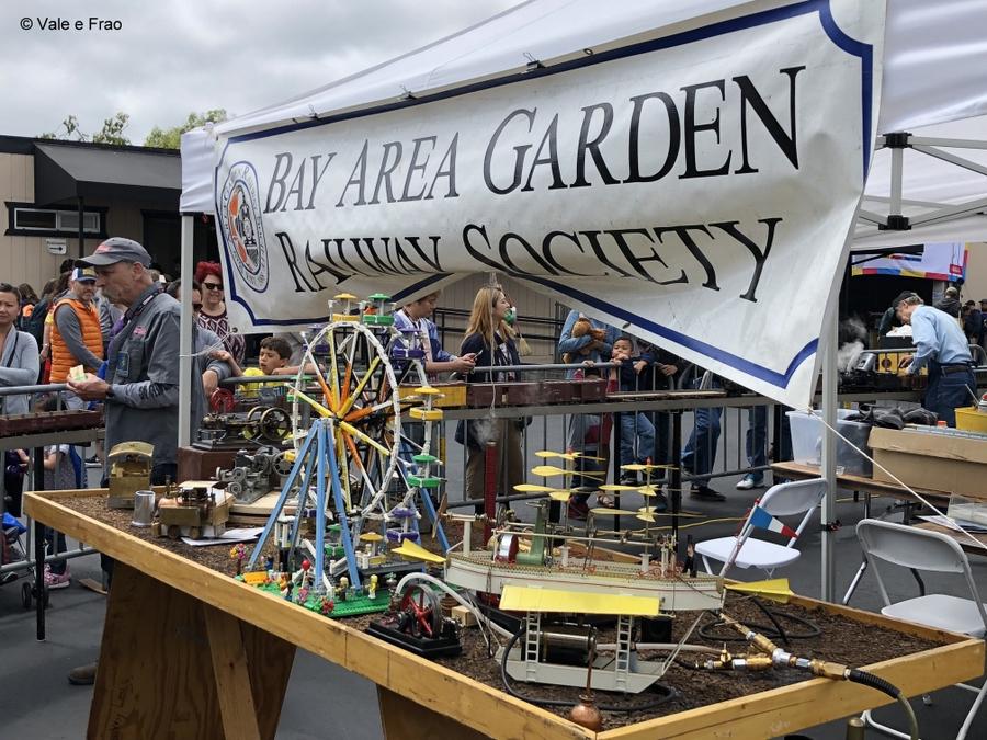 California: Maker Faire Bay Area. invenzioni progetti tecnologia robot