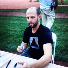 Dustin Pedroia may be the nicest baseball player I have ever met.