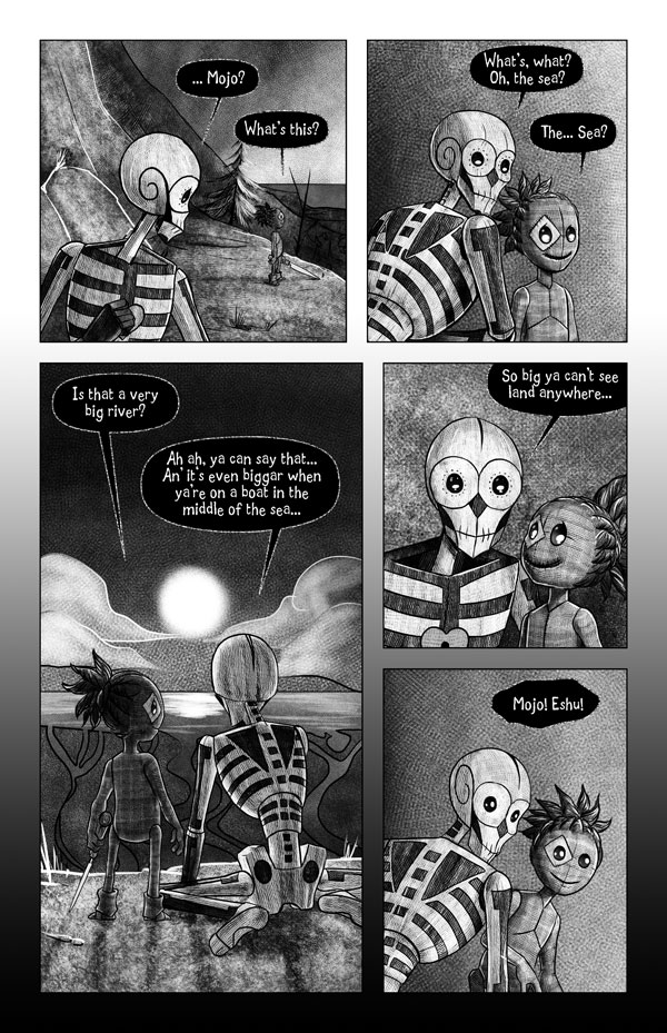 Living Dolls and Dead Men 030
