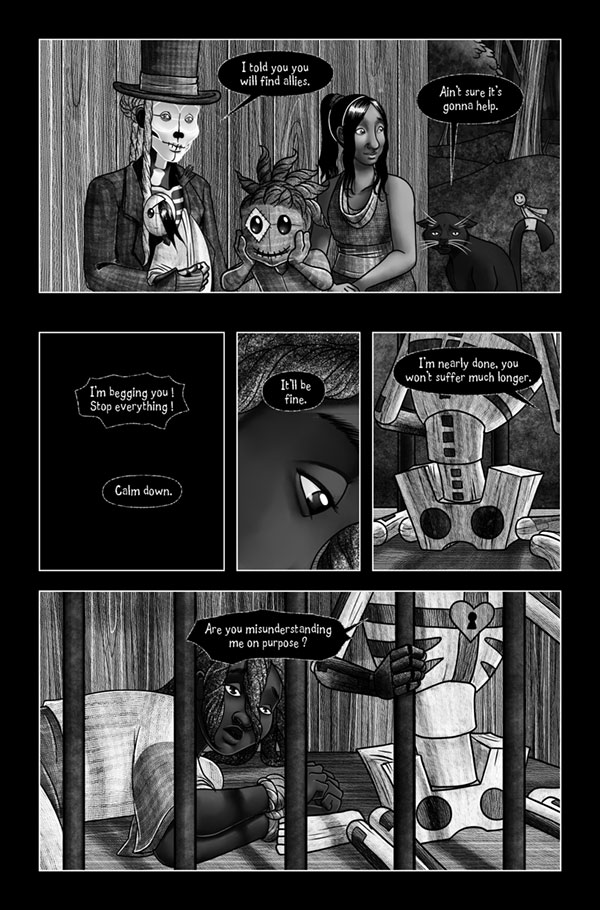 Blood and ashes 24