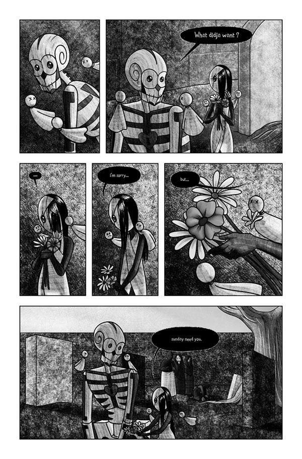 Burying the dead 02