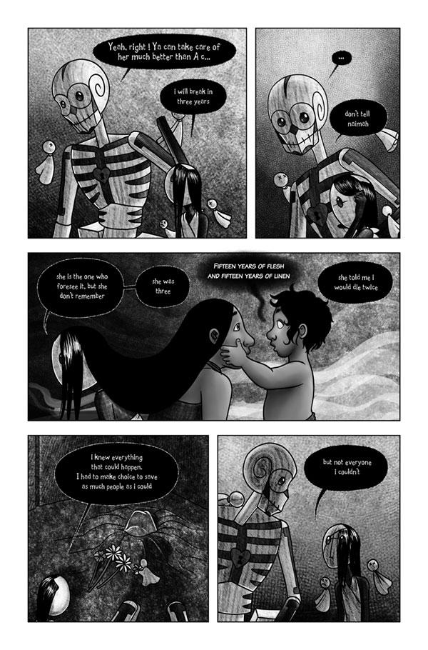 Burying the dead 03