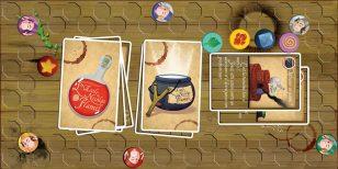 L'école de Nicolas Flamel : Les cartes